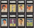 Baseball Cards:Sets, 1941 Play Ball Partial Set (58/72). ...