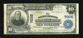 National Bank Notes:Pennsylvania, Northumberland, PA - $10 1902 Plain Back Fr. 624 The NorthumberlandNB Ch. # 7005. ...