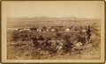 Photography:Official Photos, SUPERB WITTICK BOUDOIR OF FORT WINGATE, NEW MEXICO. Beginning in1882, Fort Wingate was used as the headquarters and outfitt...(Total: 1 Item)