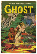 Golden Age (1938-1955):Horror, Ghost #10 (Fiction House, 1954) Condition: VG/FN....