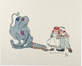 "animation art:Production Cel, Jim Logan - ""Raggedy Ann & Andy: A Musical Adventure""Illustration Original Art (1992).. ..."