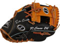 Baseball Collectibles:Others, 2000's Robinson Cano Game Issued Signed Glove. ...