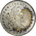 Early Dollars, 1795 $1 Draped Bust, Off Center MS66+ ★ NGC. CAC. B-14, BB-51,R.2....