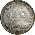 Early Dollars, 1796 $1 Small Date, Large Letters MS63+ NGC. B-4, BB-61, R.2....