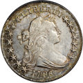 Early Dollars, 1796 $1 Small Date, Small Letters MS64 NGC. B-1, BB-66, R.3....