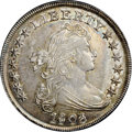 Early Dollars, 1803 $1 Large 3 MS65+ NGC. CAC. B-6, BB-255, R.2....