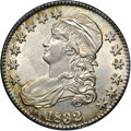 Bust Half Dollars, 1832 50C Small Letters MS63 NGC. O-122, R.1....