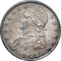 Bust Half Dollars, 1832 50C Small Letters MS61 NGC. O-122, R.1....