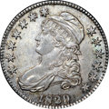 Bust Half Dollars, 1829 50C Large Letters MS62 NGC. O-110, R.2....