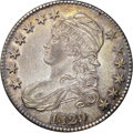 Bust Half Dollars, 1829 50C Small Letters MS63 NGC. O-112, R.1....