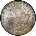 Morgan Dollars, 1898-S $1 MS64 NGC. ...