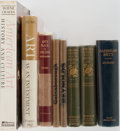 Books:Art & Architecture, [Art]. Lot of Seven Books About Art in Eight Volumes. Various publishers, dates, editions. Quarto and octavos. One is softco... (Total: 8 Items)