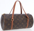 Luxury Accessories:Bags, Louis Vuitton Classic Monogram Canvas Papillon Shoulder Bag. ...
