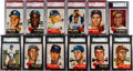 Baseball Cards:Sets, 1953 Topps Baseball Mid To High Grade Complete Set (274). ...