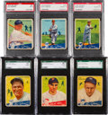 Baseball Cards:Sets, 1934 Goudey Baseball Complete Set (96). ...