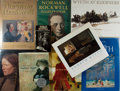 Books:Art & Architecture, [Art]. Lot of Nine Books About Andrew Wyeth or Norman Rockwell. Various publishers, dates, editions. Quarto and octavos. One... (Total: 9 Items)