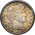 Barber Quarters, 1908-O 25C MS66+ NGC....