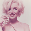 Photographs:20th Century, BERT STERN (American, b. 1929). Here's to You, Marilyn Monroefrom The Last Sitting series, 1962. Chromogenic, printed l...