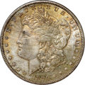 Morgan Dollars, 1899-O $1 MS65 NGC. CAC....