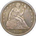Seated Dollars, 1859-O $1 -- Scratches -- NGC Details. VF. ...