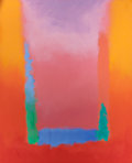 Post-War & Contemporary:Contemporary, TREVOR BELL (British, b. 1930). Florida Light-Trap, 1981.Oil on canvas. 60 x 48-3/4 inches (152.4 x 123.8 cm). Titled, ...