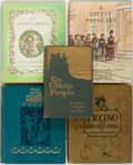 Books:Children's Books, [Children's Literature]. Lot of Five Titles Related to Children'sLiterature. Various publishers, places, dates. Generally G...(Total: 5 Items)