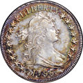 Early Half Dollars, 1796 50C 16 Stars MS63 NGC. CAC. O-102, R.5....