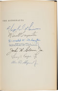 Autographs:Celebrities, Mercury Seven Astronauts: Martin Caidin's The AstronautsBook Signed by All. ...