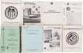 Explorers:Space Exploration, Apollo-Era Original NASA Mission Material Including an Apollo 16Flight Plan, Twelve Different Publications. ... (Total: 13 Items)