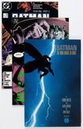 Modern Age (1980-Present):Superhero, Batman-Related Box Lot (DC, 1980-88) Condition: Average VF/NM....