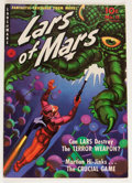 Golden Age (1938-1955):Science Fiction, Lars of Mars #11 (Ziff-Davis, 1951) Condition: FN/VF....