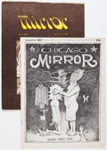 Silver Age (1956-1969):Alternative/Underground, Chicago Mirror #1 and 2 Group (Mirror Publishing Empire, 1967)Condition: Average FN.... (Total: 2 Comic Books)