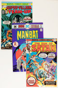 Bronze Age (1970-1979):Miscellaneous, Comic Books - Assorted Bronze Age Comics Group (Various Publishers,1970s) Condition: Average VF/NM.... (Total: 60 Comic Books)