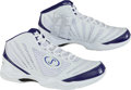 Basketball Collectibles:Others, 2012-13 Jimmer Fredette Game Issued Shoes. ...