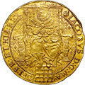 Great Britain, Great Britain: James I gold Rose-Ryal ND,...