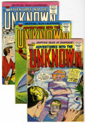 Silver Age (1956-1969):Horror, Adventures Into The Unknown Group (ACG, 1960-66).... (Total: 7Comic Books)