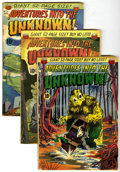 Golden Age (1938-1955):Horror, Adventures Into The Unknown Group (ACG, 1951-62).... (Total: 6Comic Books)