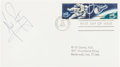 Autographs:Celebrities, Neil Armstrong Signed First Day Cover. ...