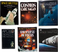 Explorers:Space Exploration, Space-Related Book Collection.... (Total: 6 )