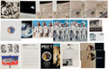 Explorers:Space Exploration, Apollo Program: Collection of Miscellaneous Memorabilia. ...(Total: 20 Items)