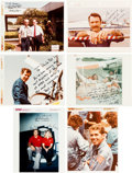 """Autographs:Celebrities, NASA Astronauts """"G-L"""" Signed Photos and Personal Notes...."""