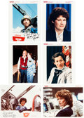 """Autographs:Celebrities, NASA Female Astronauts """"A-I"""" Signed Photos and Personal Notes. ..."""