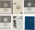 Explorers:Space Exploration, Saturn Rockets Collection of NASA Publications.... (Total: 6 )