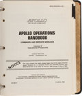 Explorers:Space Exploration, Apollo Operations Handbook Command and Service Modules NASABook SM2A-03-BLOCK II-(2) and Apollo Sequential System Tra...(Total: 2 Items)