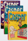 Golden Age (1938-1955):Cartoon Character, Casper the Friendly Ghost Group (Harvey, 1953) Condition: AverageVG/FN.... (Total: 6 Comic Books)