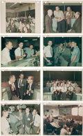 "Explorers:Space Exploration, Houston Mission Control Center Collection of Original 1966-Dated""Red Number"" NASA Color Photos, Group One. ..."