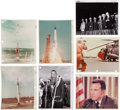 Explorers:Space Exploration, Project Mercury Collection of Seven Original NASA Photos. ...