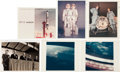 """Photography:Official Photos, Gemini 3 Collection of Eleven Original NASA Glossy Photos IncludingSix with """"Red Numbers.""""... (Total: 11 Items)"""