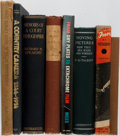 Books:Photography, [Photography]. Group of Eight Related Books. Various publishers and editions. Publisher's bindings with two in dj. About goo... (Total: 8 Items)