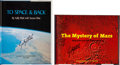 Autographs:Celebrities, Sally Ride: Two Signed Books. ... (Total: 2 Items)